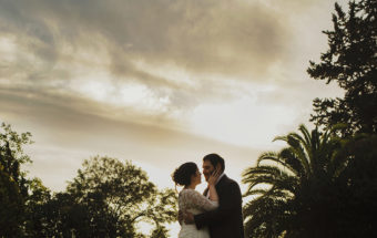 Gabriela y Pedro - Matrimonio en Casa de campo Talagante